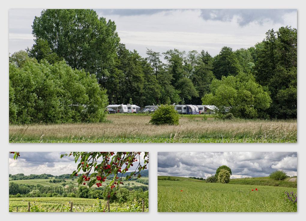 Campingplatz im Klingbachtal in Billigheim-Ingenheim