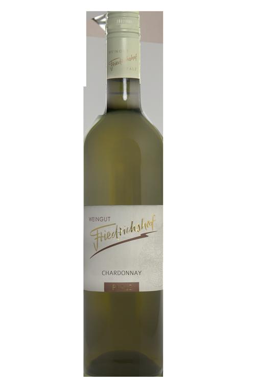 Chardonnay trocken online direkt vom Winzer aus der Pfalz vom Weingut Friedrichshof